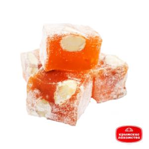 Рахат-лукум с миндалём и ароматом абрикоса Айнур
