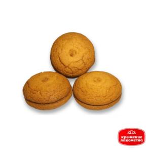Печенье сдобное с варёной сгущёнкой «Европа» 500 г Айнур