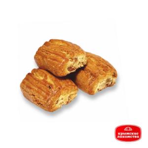 Печенье песочное «Полено» с изюмом