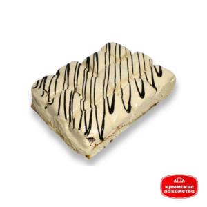 Торт бисквитный «Пинчер Крем-брюле» 450 г Айнур