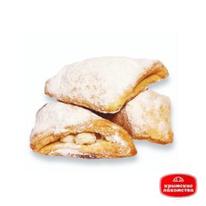 Печенье сдобное «Конвертик» с творожной начинкой 500 г Айнур
