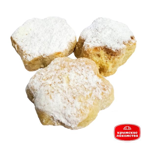Печенье песочное «Снежок» 500 г