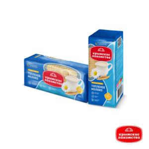 Печенье сахарное Топленое молоко 430 г